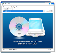 DVD to MP4 Converter